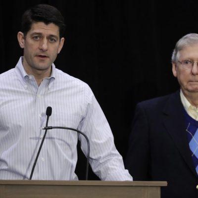 PAGARÁ EU POR EL MURO: Anuncia Congreso que aprobarán presupuesto a Trump para financiar la construcción de la barrera estadounidense; costaría 15 mil mdd