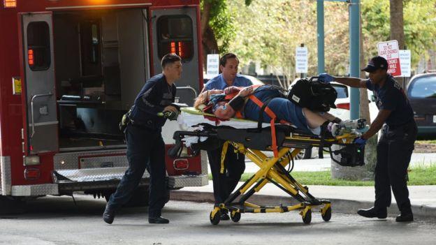 ATAQUE EN AEROPUERTO DE FORT LAUDERDALE: Al menos 5 muertos y 8 heridos por un presunto tirador solitario