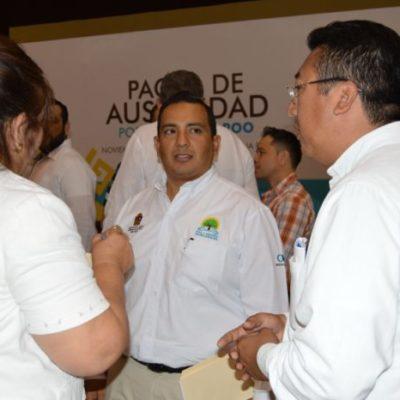 No habrá nuevos despidos de burócratas, jura Oficial Mayor