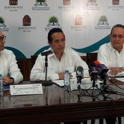 ANUNCIA CARLOS REDUCCIÓN DE COSTOS DE EMPLACAMIENTO: Dejará Gobierno de percibir 440 mdp, pero se compensarán con ahorros, precisa Sefiplan