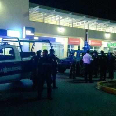 'NOCHE DE PERROS' EN QUINTANA ROO: Arde la Zona Maya con bloqueos en JMM y FCP y estallan nuevos saqueos y disturbios en Cancún y Chetumal