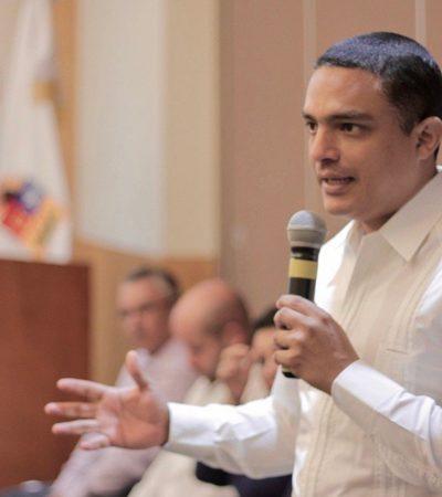 Aun sin conocerse programa sexenal de Carlos Joaquin, dice Raymundo King