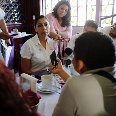 CRITICA MARYBEL VILLEGAS ENTREGA DE DESPENSAS POR BORGE: Delegada de Sedesol reconoce que dar de comer un día no resuelve pobreza; confirma cese de Karla Blancas de Liconsa