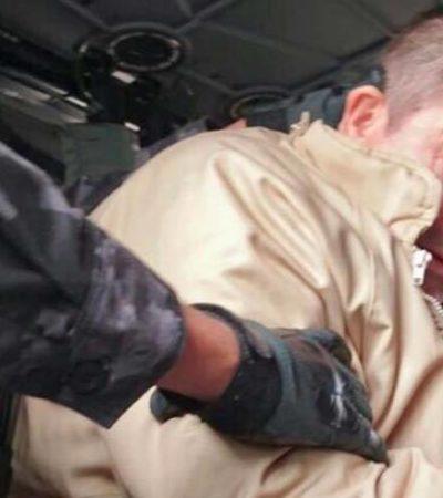 EXTRADITAN A 'EL CHAPO' A EU: El capo del Cártel de Sinaloa llega a Nueva York en la víspera de la toma de posesión de Trump