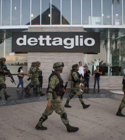 """""""NO HAY NINGUNA ALERTA PARA NO VIAJAR A CANCÚN"""": Preocupa a empresarios inseguridad, pero confían en que balacera no afecte la actividad turística"""