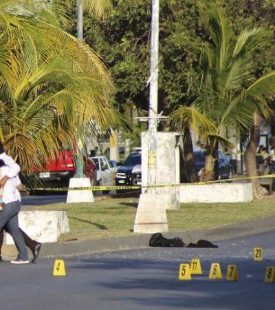 Minimizan autoridades ausentismo en escuelas tras balaceras del martes en Cancún