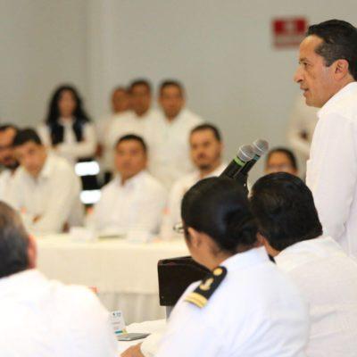 Tras protestas de campesinos de la Zona Maya, analiza Gobernador cambiar de aseguradora