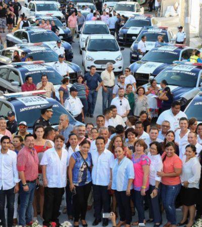 """Pide Carlos Joaquín """"cuidar la libertad que ganamos en las urnas y que nos quieren volver a quitar promoviendo la violencia desde la clandestinidad"""""""