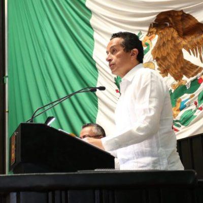 PIDE CARLOS A CIUDADANOS FIRMAR UN NUEVO 'PACTO DE CONFIANZA': Dice Gobernador que siguen investigaciones y podrían llegar hasta Borge