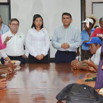 Alcanzan acuerdo Gobierno y ejidatarios de FCP; les pagarán 12.5 mdp en indemnizaciones