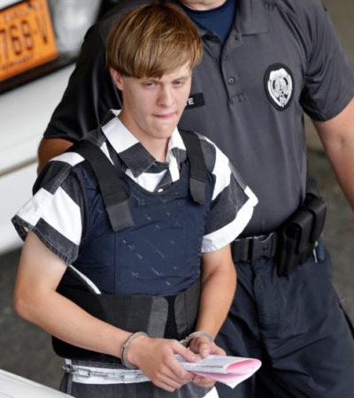 CRIMEN DE ODIO EN EU: Condenan a muerte a joven blanco por el asesinato de 9 personas en una iglesia en 2015