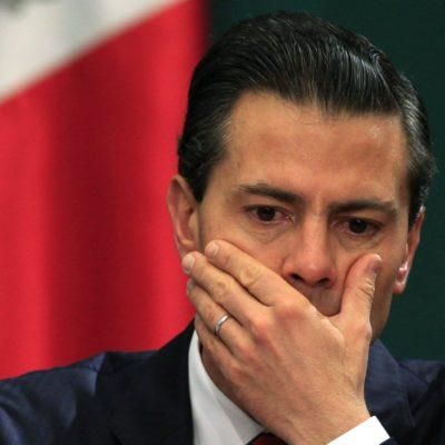 """""""SE ACABÓ LA GALLINA DE LOS HUEVOS DE ORO"""": Dice Peña Nieto que """"se nos fue secando"""" la otrora bonanza petrolera"""