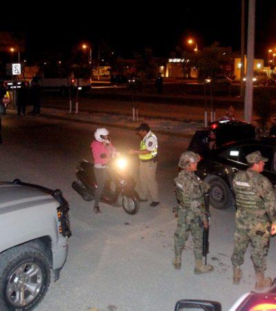REUNIÓN DE SEGURIDAD POR EJECUCIONES: Acuerdan cuerpos policiacos 'estrategias conjuntas' para combatir e inhibir los delitos de alto impacto en Cancún