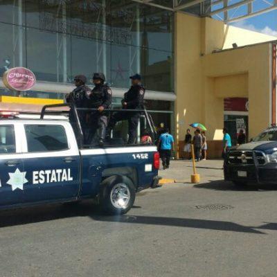 Reprueban empresarios del sur de QR actos vandálicos con el pretexto del gasolinazo