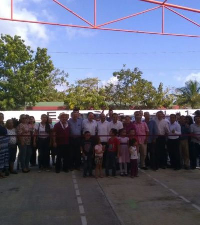 Inaugura Morena casa de gestión en Cancún