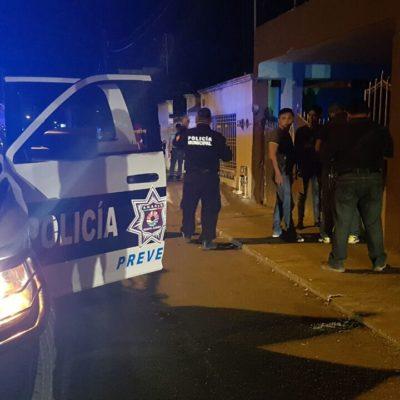 BALEAN A UNA MENOR EN CANCÚN: Desconocidos realizan disparos en la SM 66 y huyen; el quinto caso de la semana