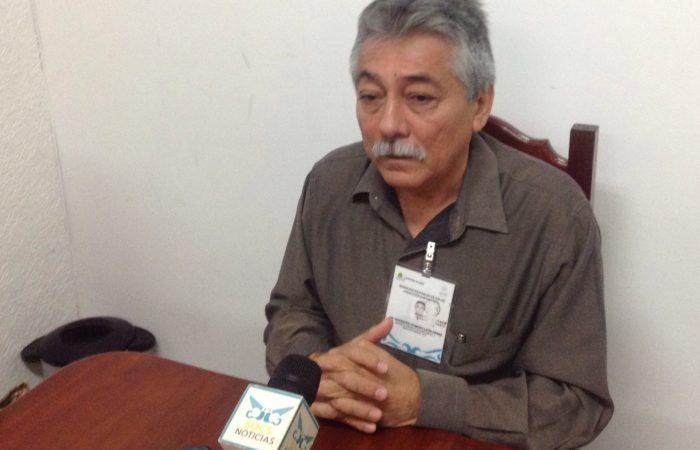 Dr. Homero León, jefe de la Jurisdicción Sanitaria numero 2.