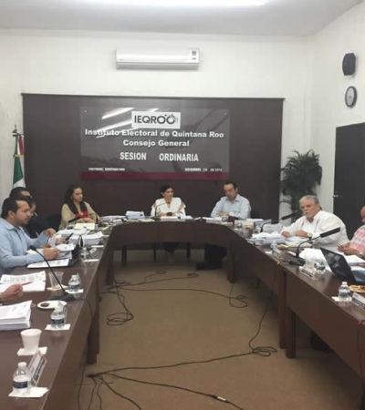 REDUCEN PRESUPUESTO DEL IEQROO: Aprueban gasto por 130 mdp para el 2017