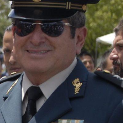 Se integra al Gabinete el General Eduardo Bahena para reforzar estrategias de seguridad en QR