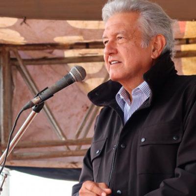 """""""ACUERDO EN LO OSCURITO"""" ES """"UN ERROR GARRAFAL"""": Denuncia AMLO que Peña Nieto está trasgrediendo la dignidad nacional"""