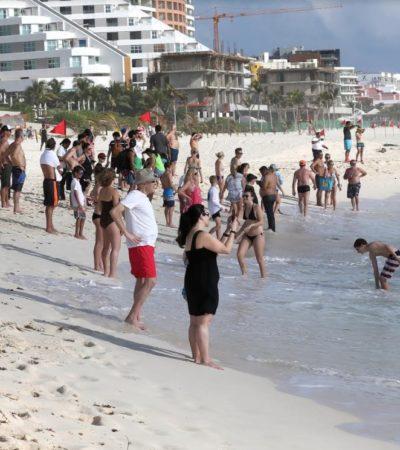Destaca Remberto Estrada beneficios del turismo para Cancún durante sus primeros 100 días de gobierno