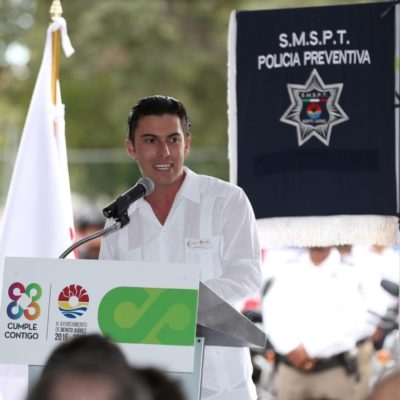 Admite Remberto que crímenes de alto impacto influyen en 'percepción' de inseguridad; insiste en que han bajado índices delictivos en Cancún