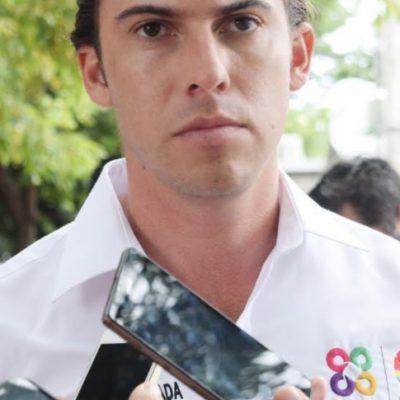 Asegura Alcalde que se redoblarán esfuerzos para mantener la seguridad en Cancún