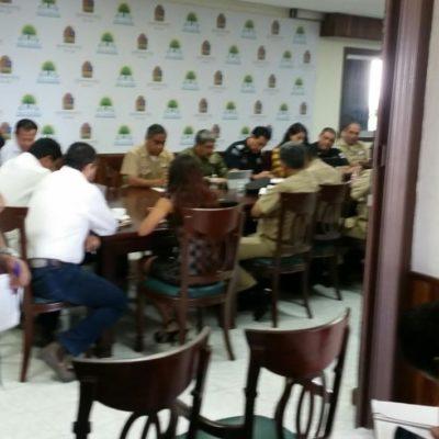 QUIEREN MEJORAR IMAGEN DE LA FRONTERA SUR: Realizan reunión en Chetumal con 15 dependencias federales