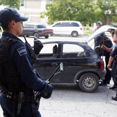 Detalla Alcalde alcances del reforzamiento de la seguridad en las calles de Cancún