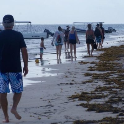 YA NO SE DEPENDE DE CANCÚN: Celebran líderes empresariales promoción turística de Puerto Morelos como marca con identidad propia