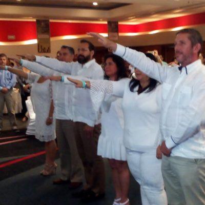 VE AMPI UN AÑO DE OPORTUNIDADES: Renuevan directiva de la Asociación Mexicana de Profesionales Inmobiliarios en Cancún