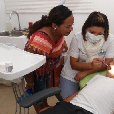 Cumple expectativas servicio del dispensario médico en Puerto Morelos
