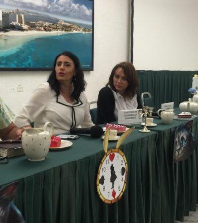 Apoyan a emprendedores locales para regularizarse ante Hacienda y obtener el sello 'Hecho en Quintana Roo'
