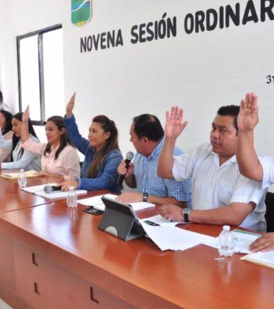 Aprueba Cabildo de Tulum acuerdos sobre transparencia y combate a la corrupción