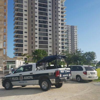 TARDE TRÁGICA EN PUERTO CANCÚN: Muere trabajador al caer de una altura de 10 metros en complejo residencial