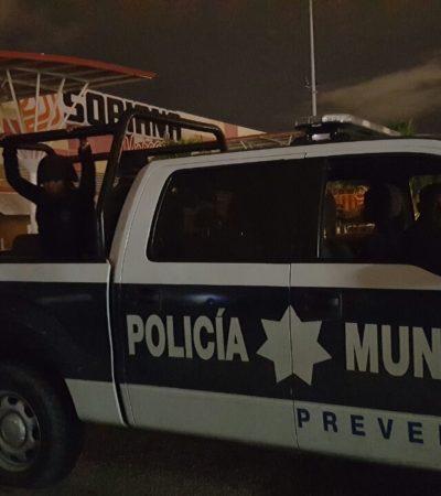 ALERTA EN CANCÚN ANTE AMENAZA DE PROTESTAS Y SAQUEOS POR GASOLINAZO: Convocan en redes a vandalizar tiendas y supermercados; patrullan policías la ciudad