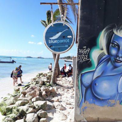 Comparte Fiscalía información con el FBI sobre matanza en el Blue Parrot de Playa del Carmen