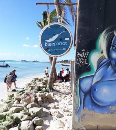 Asegura Pech Cen que avanzan las investigaciones sobre los ataques al 'Blue Parrot' y al edificio de la Fiscalía en Cancún