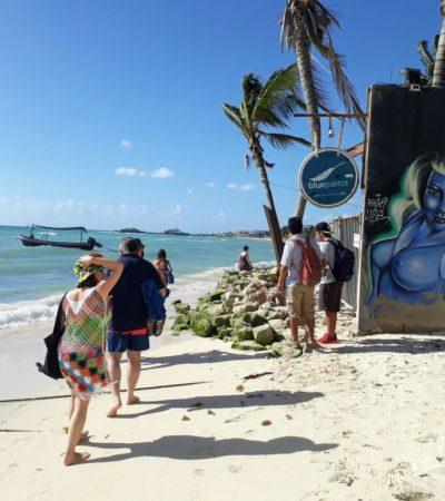 Reclama abogado a Gobernador ayuda para una joven herida en la masacre del Blue Parrot en Playa del Carmen