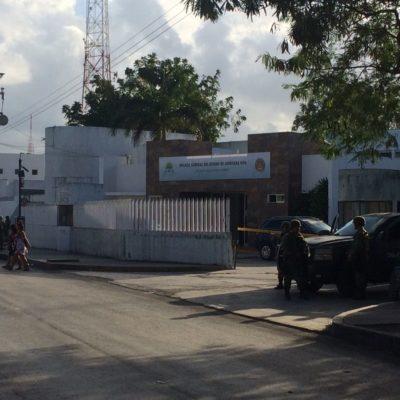 CANCÚN, EN CALMA, PERO ALERTA: Tras ataque a la Fiscalía, el principal destino turístico de México trata de volver a la normalidad