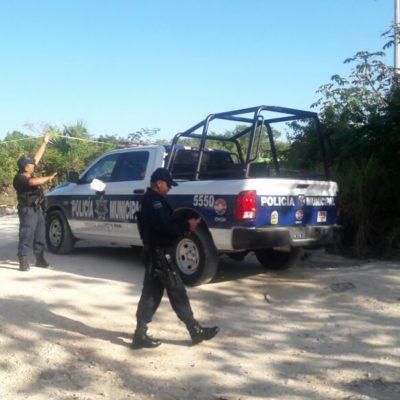 HALLAN A EMBOLSADO EN CANCÚN: Reportan hombre ejecutado junto a narcomensaje en la colonia 'La Unión' de la Región 213