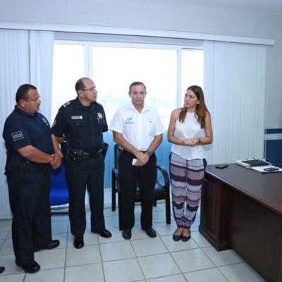 NOMBRAN A MANDOS EN SEGURIDAD PÚBLICA DE SOLIDARIDAD: Tras destituciones por ataque al Blue Parrot, completan renovación de la corporación policiaca