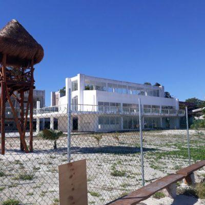 S.O.S. EN CANCÚN: Lanzan advertencia sobre presunto intentona de Félix y Borge, a través del Grupo Caveri, para invadir predio en litigio con la Marina Chac Chí