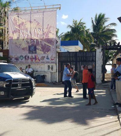 MATAN A 3 EXTRANJEROS Y A 2 MEXICANOS EN EL BLUE PARROT: Confirma Fiscal muerte de un canadiense, un italiano, dos veracruzanos y una estadounidense en ataque en el corazón turístico de Playa