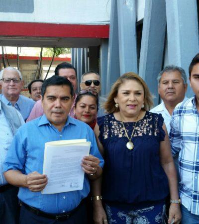 """RENUNCIA EDUARDO OVANDO AL PRI: Oficializa su salida del tricolor tras 43 años de militancia y dice que Morena """"es una posibilidad"""""""