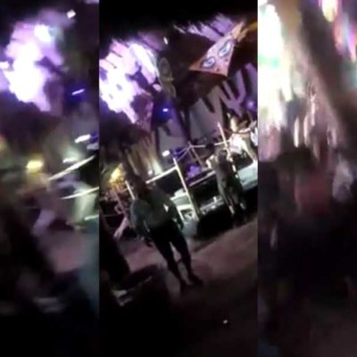 BALACERA EN EL CORAZÓN TURÍSTICO DE PLAYA: Reportan al menos 5 muertos y 15 heridos en el cierre del Festival BPM en el Blue Parrot; ataque por presunta disputa por la venta de drogas