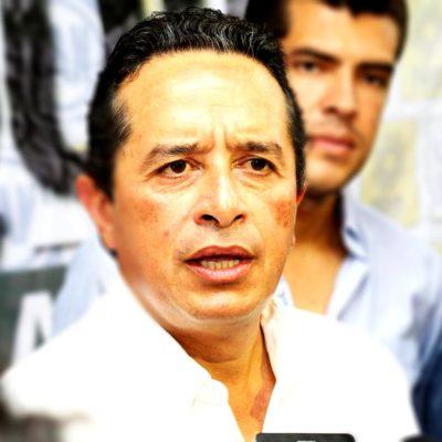 CARLOS JOAQUÍN, AUSENTE EN ZONAS DE CONFLICTO: A pesar de pedir a ciudadanos que hagan vida normal, el Gobernador no va a Cancún ni a Playa