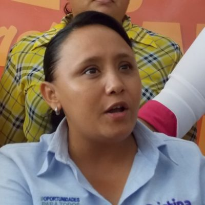 CONDENA ALCALDESA VIOLENCIA EN PLAYA: Pide Cristina Torres mantener la calma tras actos vandálicos por gasolinazo