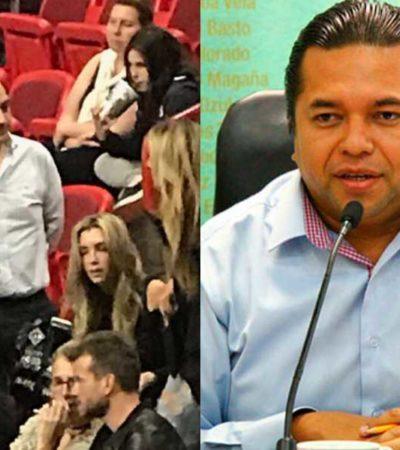 """""""LE VAMOS A QUITAR LA SONRISA DE LA CARA"""": Dice diputado que la sociedad quiere ver a Borge tras las rejas y hacía allá van"""
