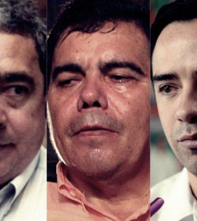 ABRE MORENA PUERTAS AL FELIXISMO-BORGISMO: Confirma Pech platicas con 'Chanito' Toledo, Gabriel Mendicuti y Eduardo Ovando para sumarlos al partido de AMLO